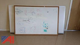 Various Dry Erase Boards