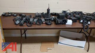 Various 800mhz Portable & Mobile Radios