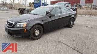 2013 Chevy Caprice 4DSD/Police Package