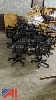 Wheeled Student Desk Chairs