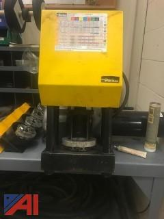 Parker Hydraulic Hose Crimp Machine