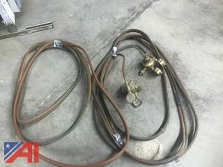 Oxy-acetylene Hose and Gauges