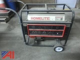 Homelite 6200 Watt Portable Generator