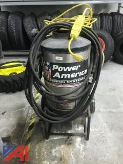 Power America 1120 Hot Water Washer
