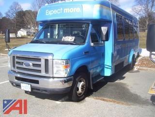 2012 Ford E450 Bus