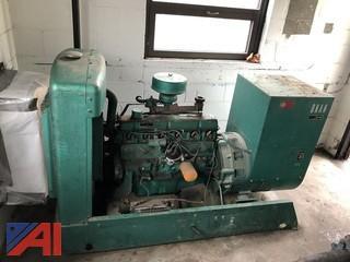 Onan 45KW Generator