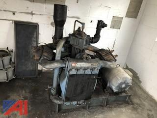 Ingersoll-Rand Two Stage Air Cooled Compressor