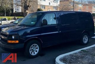 **UPDATED** 2010 Chevy Express 1500 Cargo Van