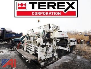 2010 Terex CR452 Paver/128