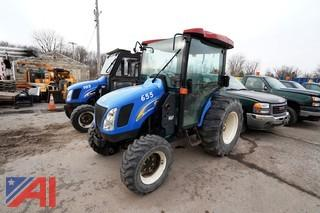 2008 New Holland T2320 Tractor/655