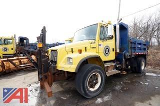 1999 Freightliner FL80 Dump Truck/206