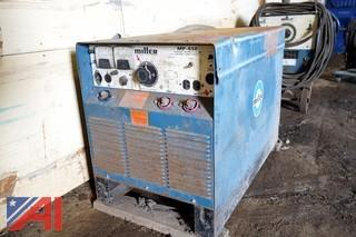 Miller MP-65E Arc Welder With Wire Feed/650 AMP