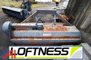 Loftness #96BMO Flail Mower Attachment