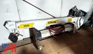 Stahl 2000 Truck Mounted Mobile Crane