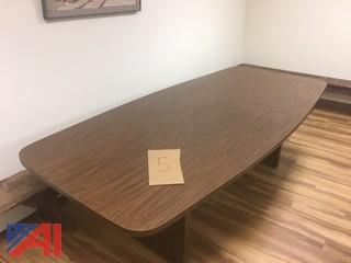 Board Meeting Table