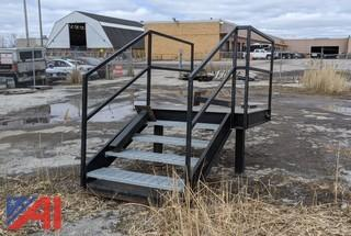 4-Step Stairs & Platform