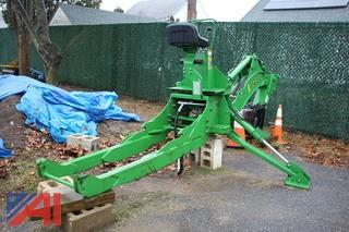 John Deere 595 Backhoe Attachment