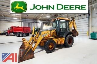 2002 John Deere 310SG Turbo Backhoe