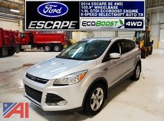 2014 Ford Ford Escape SE SUV