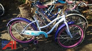 Assorted Adult Bicycles **Parts Only**
