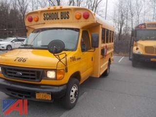 2006 Ford E350 Super Duty Cutaway School Bus
