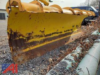 2011 Fisher HD Plow
