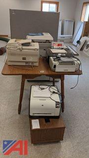 Various Printers, Copiers & More