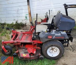 "2001 Toro ZMaster 62"" Zero Turn Mower"