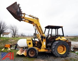 Ford 545D Industrial Tractor Loader (Parts or Repair)