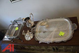 Miscellaneous Sterling Silver Set