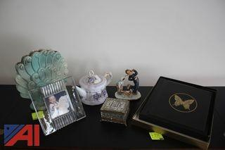 Figurines, Photo Albums, and More..