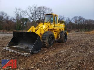 1991 Fiat Allis FR20B Wheel Loader