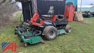 Jacobsen AR-2500 4WD Mower
