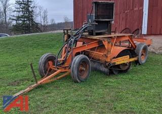 Hydraulic 6' Pull-Behind Broom