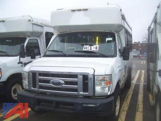 2009 Ford E350 Super Duty Handicap Bus