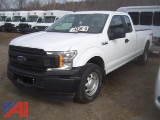 2019 Ford F150 Pickup Truck