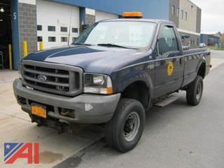 2003 Ford F350 XL Super Duty Pickup Truck