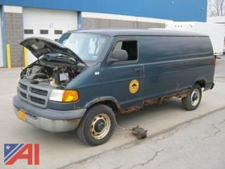 2001 Dodge Ram 1500 Van