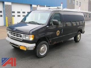 1999 Ford E250 Van