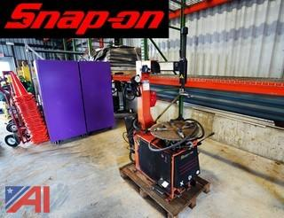 Snap-on Workhorse Tire Changer