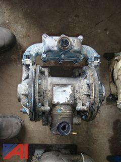 Warren Rupp/Sandpiper Double Diaphragm Pumps