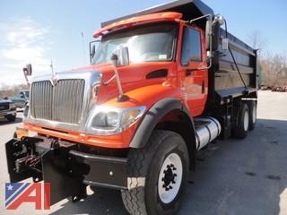 2006 International 7600 Dump Truck