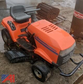 1998 Husqvarna LTH130 Riding Mower