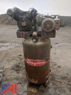 1992 Dayton Air Compressor