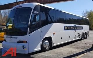 #2004 2005 MCI J4500 Coach Bus