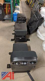 Ford F250 Consoles/Seats