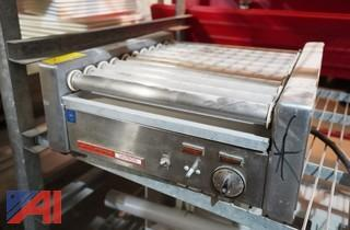 AMF Wyott Hot Dog Roller