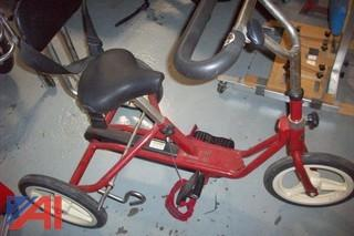 Small Rifton Special Needs Trike