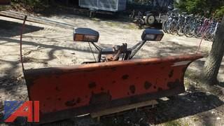 7.5' Western Unimount Plow