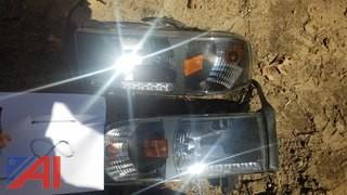 2001 Dodge Ram Headlights